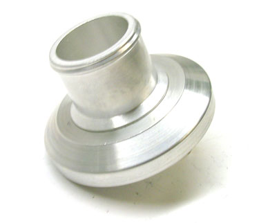 "1.25"" HKS BOV Adapter Flange for Evo 8 and others"
