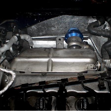 Turbo Manifold For The 24v