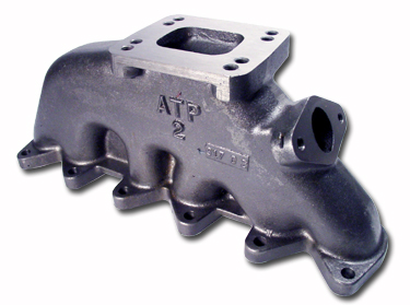 VW - VR6 12v Turbo Manifold : atpturbo com