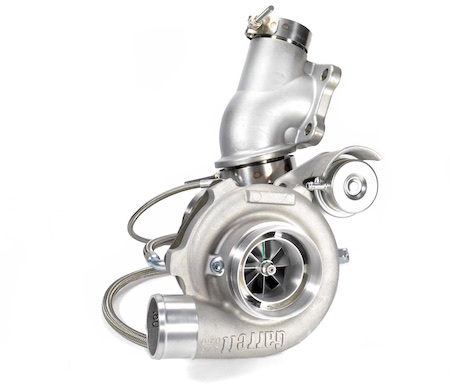 GEN2 - GTX2867R Bolt-On Turbo for the 2.0L EcoBoost Focus ST - w/ .64 A/R Turbine Side