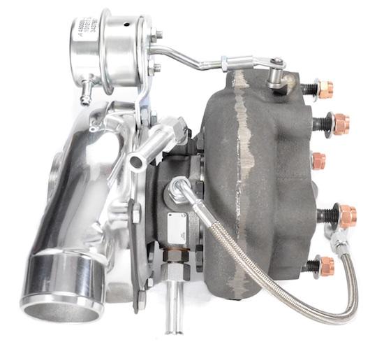 Precision Turbo Sti Stock Location: GTX2867R Turbo Kit For Subaru WRX/STI, Stock