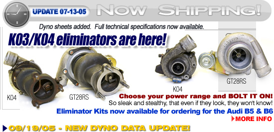 K03/K04 Eliminators are here!