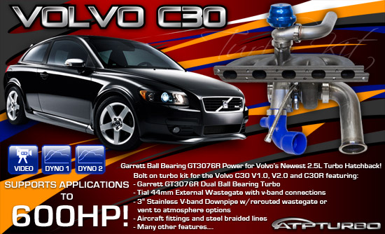 Volvo C30 T5 Kit
