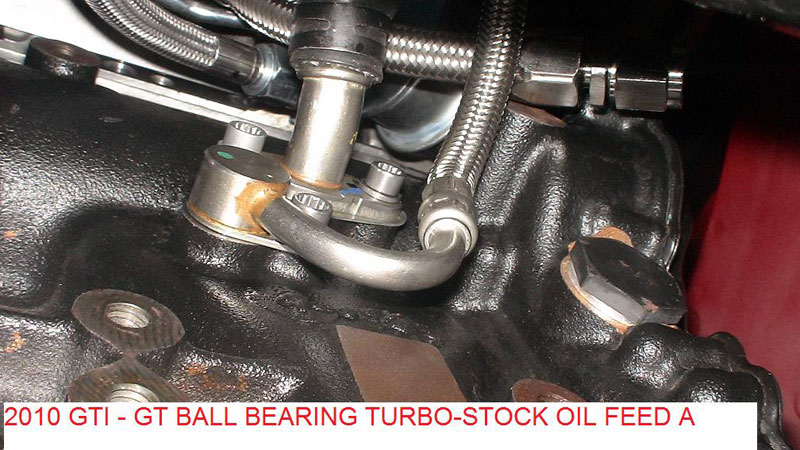 350hp Gt28rs Stock Location Turbo Amp Manifold For 2 0t