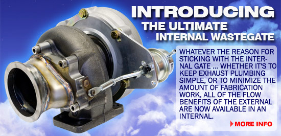 Introducing the Ultimate Internal Wastegate