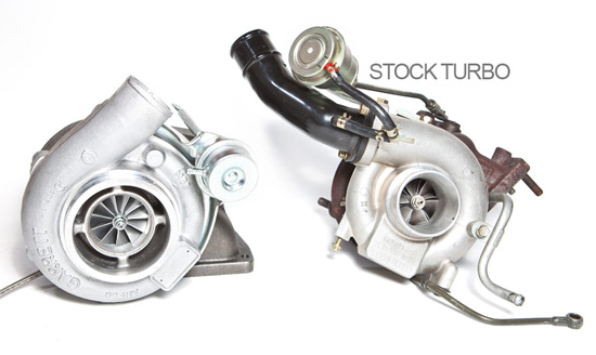 Evo X Turbo Bolt Size