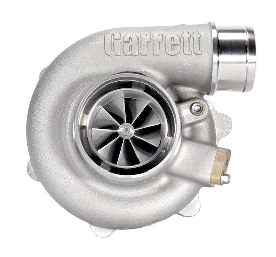 Garrett G25-550 & V-Band, w/ Internally Wastegated Turbine Housing, .72 A/R. # 877895-5003S