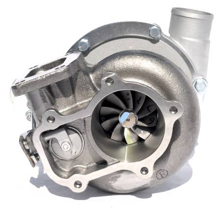 "GEN2 - Garrett GTX3071R Turbo with 1.06 A/R T3 Internal W/G Turbine Housing w/ ""GT"" 5 Bolt Exit"