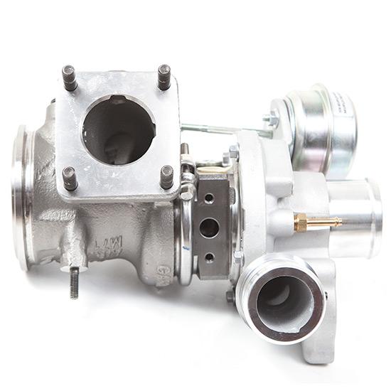 Garrett Releases Line Of Gtw Turbo Turbochargers: Small Frame Garrett Technology Turbocharger