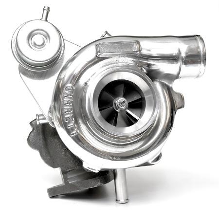 GT3076R Turbo Kit for Subaru WRX/STI, stock location