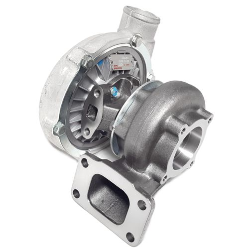 Turbocharger, Garrett, T6157JB, 4
