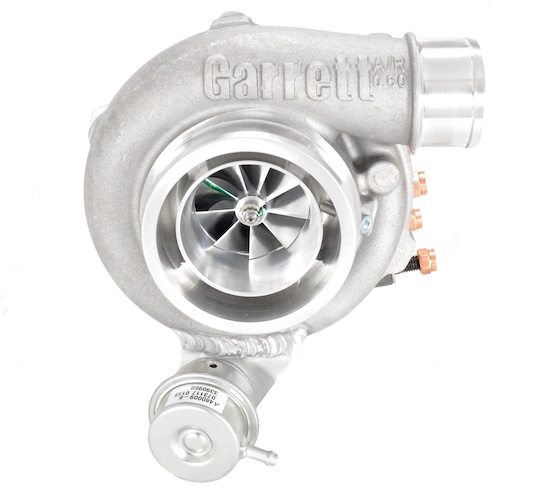 GEN2 - GTX2867R Turbo assembly with internal wastegate (Not Kit) for Mazdaspeed6 manifold