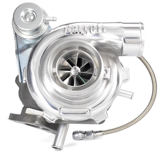 GEN2 - GTX2867R Turbo Kit for Subaru WRX/STI, stock location INTERNALLY GATED