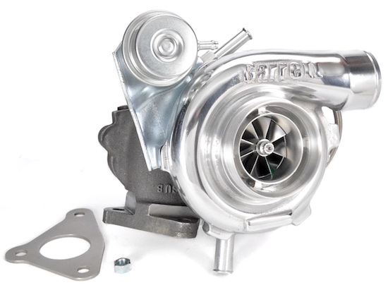 GEN2 - GTX2860R Turbo Kit for Subaru WRX/STI, stock location INTERNALLY GATED