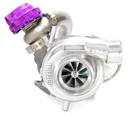 GEN2 - GTX3076R Subaru WRX/STI Bolt-On Stock Location + TiAL MV-R Wastegate & Dumptube Package