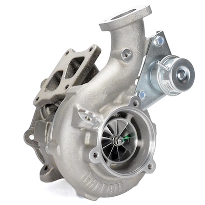 GEN2 - GTX3071R - EVO X Bolt-On Twinscroll & Internal Wastegate, .73 A/R