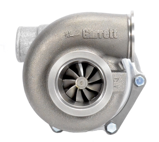 GEN2 - Garrett GTX2867R Turbo with .72 A/R Garrett Compact V-band  Entry Turbine Housing