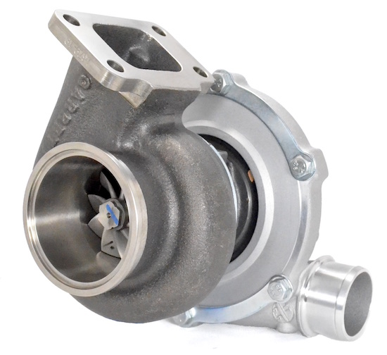 GEN2 - Garrett GTX3076R Turbo with .63 A/R T3 Turbine Housing w/3