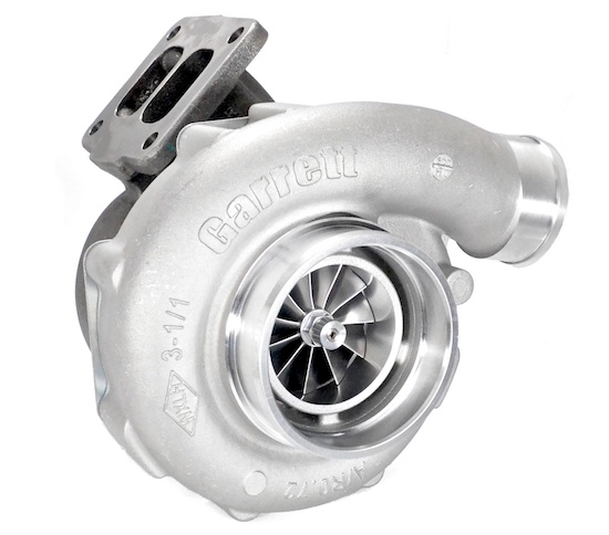 Garrett GTX4088R Turbo, .95 A/R T4 Divided (Twin-Scroll) Turbine Housing