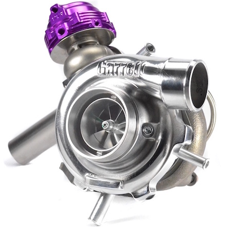 GEN2 - GTX2867R Subaru WRX/STI Bolt-On Stock Location + TiAL MV-R Wastegate & Dumptube Package