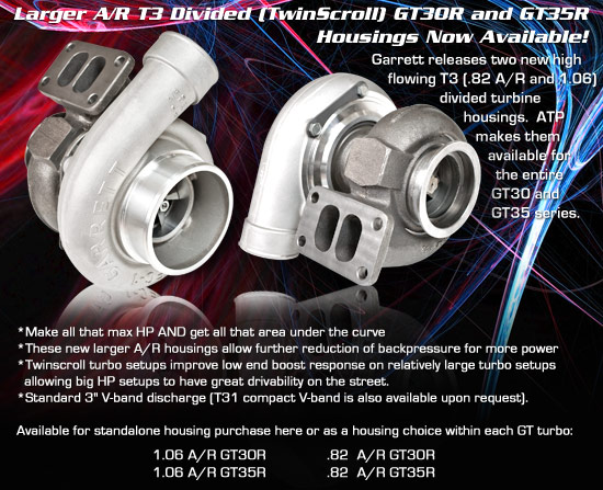 ATP TURBO - The Premiere Provider of Turbocharging Components