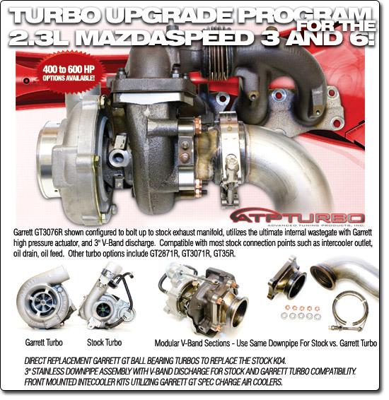 Mazdaspeed Top